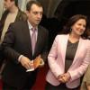 У наступний парламент, окрім Богословської, рветься її чоловік