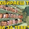 Агітаційна продукція мажоритарників як рейтинговий показник популярності політичних партій на Хмельниччині