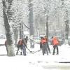 Хмельницький потопає у снігу – з негодою бореться 39 одиниць техніки та 319 двірників