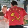 День Перемоги у Хмельницькому: марш ветеранів під політичні прапори – Фоторепортаж