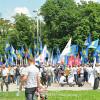 """У Хмельницькому ВО """"Свобода"""" і міліція розійшлися у підрахунках мітингувальників"""