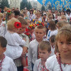 Хмельницький відзначив День незалежності парадом вишиванок – ФОТО