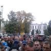 """Кам'янець-Подільський: міліція опитує очевидців, які бачили """"тітушок"""". Відкрито кримінальне провадження"""