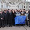 Депутати Хмельницької міськради підтримали курс на ЄС – ВІДЕО, ФОТО