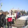 Кам'янець-Подільський підтримав збірну України на Олімпіаді в Сочі – ФОТО