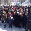 У Хмельницькому на інформаційне віче вийшло дві тисячі осіб – ФОТО