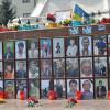 У Хмельницькому Небесна сотня доповнила монумент Мазура – ВІДЕО, ФОТО