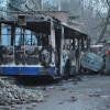 """""""Хмельницькелектротранс"""" одержав понад 700 тисяч збитків за спалені тролейбуси під СБУ – ФОТО"""