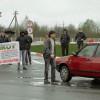 Шепетівські самооборонці блокували російські автозаправки – ФОТО