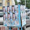 """Хмельницький: політична агітація працює у """"день тиші"""" – ФОТО"""