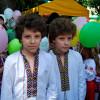 Близнята пройшли по Хмельницькому парадом