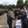 59 випускників-прикордонників зголосилися служити на Східному кордоні