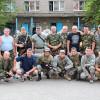 """Хмельницькі даішники допомагають бійцям батальйону """"Київ-1"""" відновлювати Слов'янськ"""