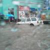 """Сімашкевич про підтоплення центру міста: """"Коли будувався ринок, не розраховували, що такі дощі мають бути"""""""