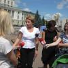 Дитячі права хмельничанки захищали на майдані
