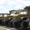 Із Старокостянтинова у зону АТО відправлено 600 одиниць військової техніки