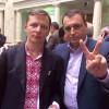 Побитого Ляшка підтримав мажоритарник з Хмельниччини Мельниченко