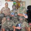 Українська діаспора з Лондона закупила екіпіровку та необхідні речі для 8 полку