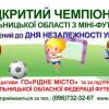 До Дня Незалежності у Хмельницькому проведуть чемпіонат області з міні-футболу
