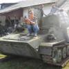 У Славуті на ремонт бронетранспортера збирають гроші, який поїде в АТО