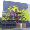 В Кам'янці з'явилось революційне графіті