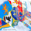 Хмельничани вишивали рекордну карту України