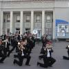 Президентський оркестр виступив на хмельницькому майданчику