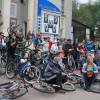 Велопарад у Хмельницькому довжиною півкілометра