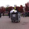 """Хмельницька """"Батьківщина"""" підготувала сміттєбак для депутатів-відступників"""