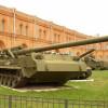 У Шепетівці відновлюють найпотужнішу  гармату – САУ «Піон»