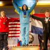 Кам'янчанка встановила два світових рекорди на Чемпіонаті світу з пауерліфтингу