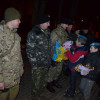 З Кам'янця-Подільського в зону АТО відправилось 15 військових