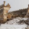 На відновлення зруйнованої стіни Межибізького палацу потрібні мільйони гривень – директор