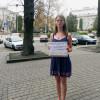 Хмельницькі волонтерки у літніх сукнях збиратимуть гроші для АТО