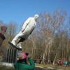 У Хмельницькому безслідно зник триметровий Ленін, якого повалили минулого року