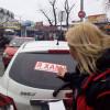 """У Хмельницькому стартувала акція """"Я паркуюсь, як мудак"""""""
