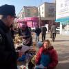Стихійний ринок біля хмельницької філармонії отримав попередження