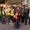 Мистецька подільськя сотня в АТО дала концерт місту-побратиму Хмельницького