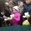 Для дітей, батьки яких перебувають у зоні АТО, подарували «Веселковий світ писанки»