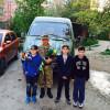 Кам'янчани відправили на схід чергову автівку для військових