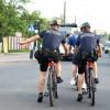 Хмельницький парк імені Чекмана взяв під охорону велопатруль