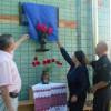 У Шепетівці відкрито меморіальну дошку загиблому учаснику АТО Ляшенку