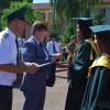 У прикордонній академії вже другий випуск студентів