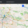 Дороги Хмельниччини нанесені на онлайн карту якості доріг країни