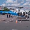 Пафос від Гереги у Хмельницькому: блакитний вертоліт і червона доріжка