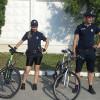 У Дунаївцях запустили міліцейський велопатруль