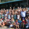 З Кам'янця-Подільського на відпочинок до Польщі поїхали діти учасників АТО