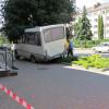 У Кам'янці-Подільському постраждало 9 осіб внаслідок аварії маршрутки