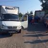 У Городоцькому районі внаслідок подвійного зіткнення загинув мотоцикліст