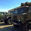 Хмельничани спорядили для фронту вантажні автомобілі